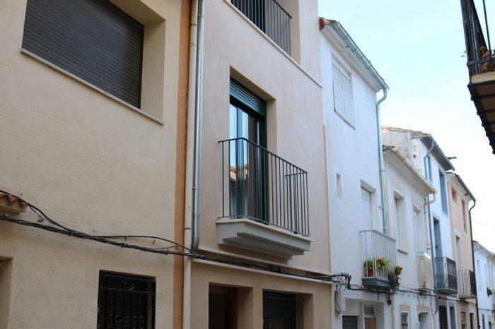 Obra nueva arquitectura vivienda-unifamiliar Benasau Exterior