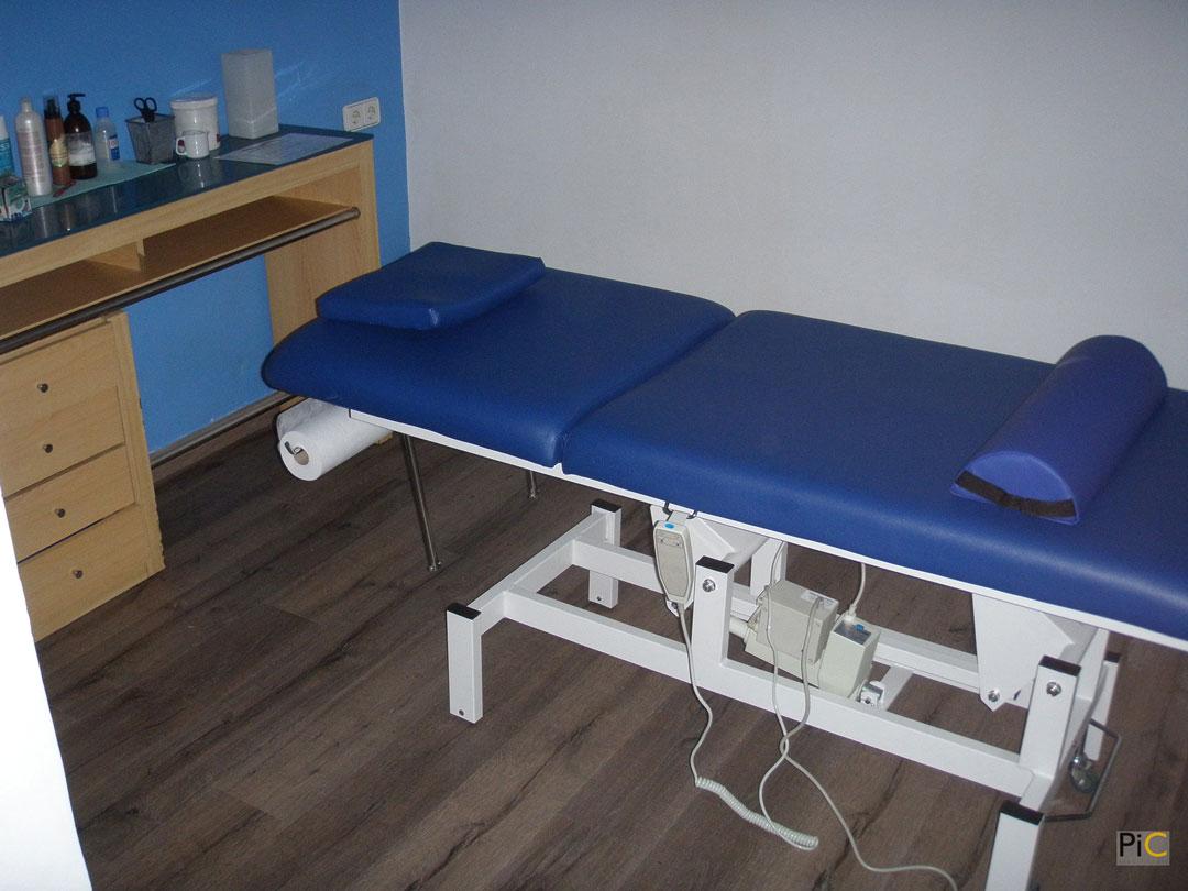 Apertura clinica osteopatia DL4 camilla