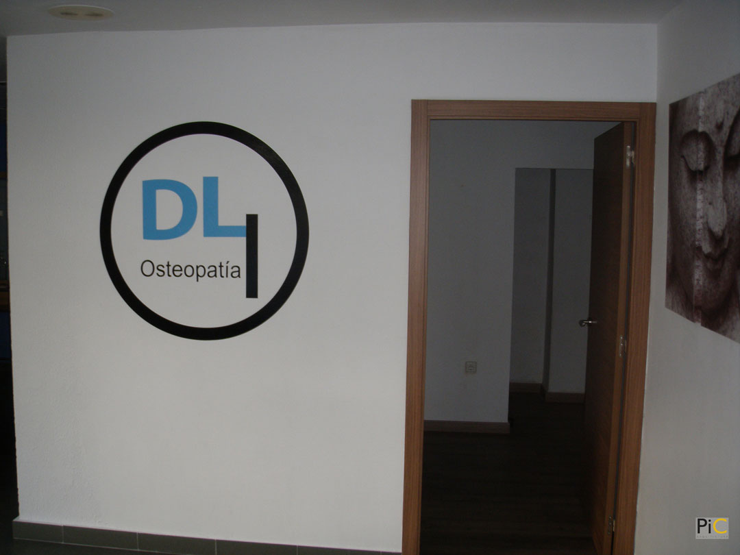 Apertura clinica osteopatia DL4 recibidor